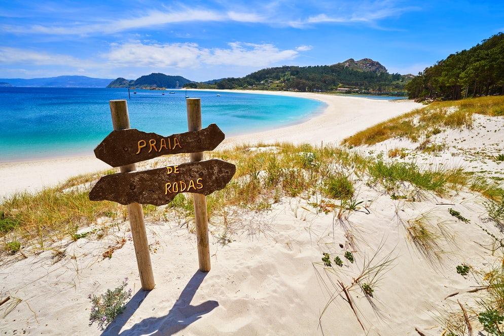 Pantai Menakjubkan di Spanyol